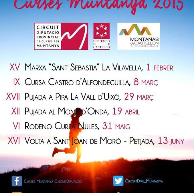 Calendario 31 de Enero y 1 de Febrero 2015