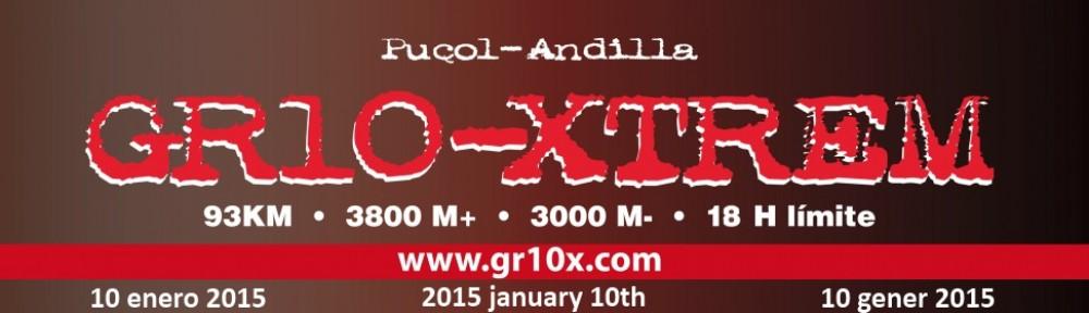 Adrián Ballester y su GR10Xtrem