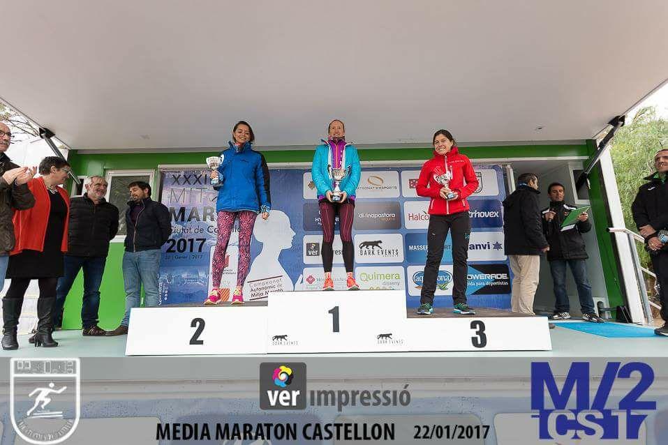 5k Onda, 1a Prueba de la Liga Valenciana, Cursa del Pastisset y Media Maratón de Castellón