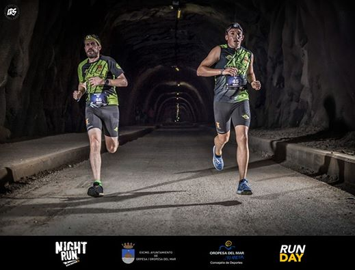 Night Run, Volta a les Fonts d'Eslida y 10K Llangostí Vinaròs