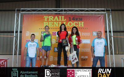 Trail Benlloch, Mondúber Trail, Run&Bike Basiliscus, 30K Ciutat de Sagunt y Marcha BTT Borriol